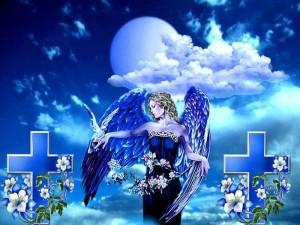 Angel & Crosses