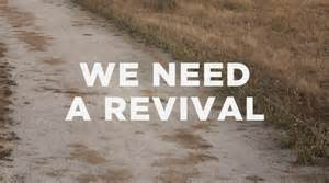 REVIVAL IN THIS LAND